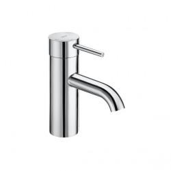 Grifo monomando lavabo (cuerpo liso) válvula clic-clac Lanta Roca Grifería.