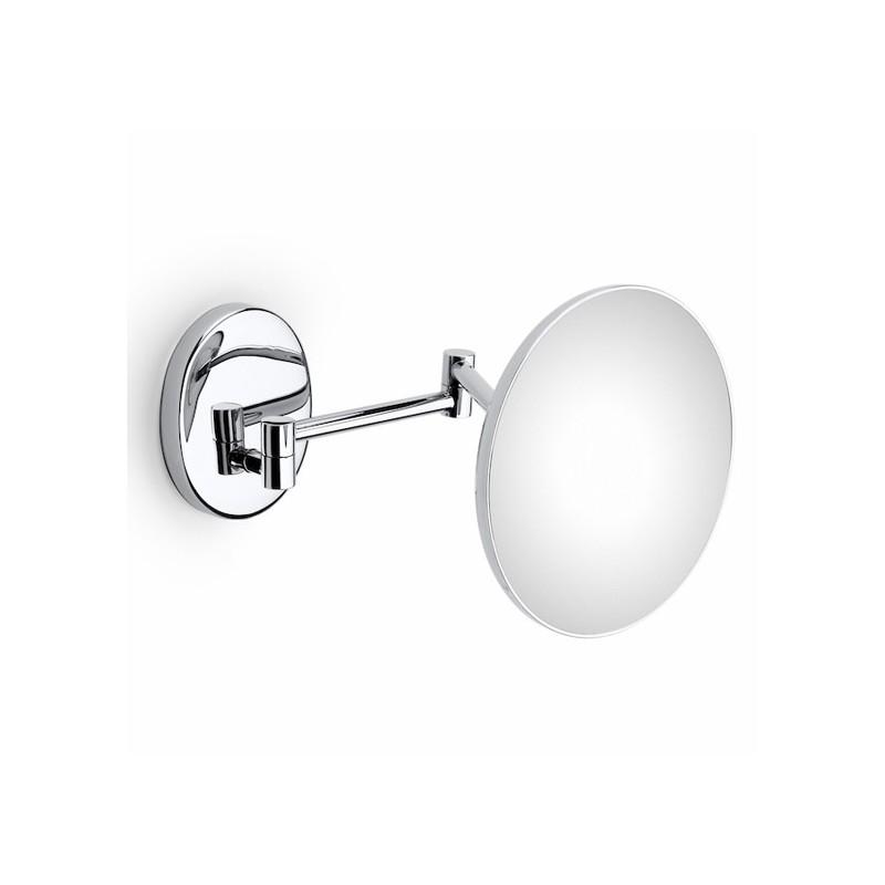Espejo de aumento a pared con brazo articulado