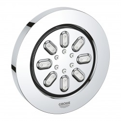 RAINSHOWER SMARTACTIVE 75 DUCHA LATERAL 2 CHORROS, GROHE