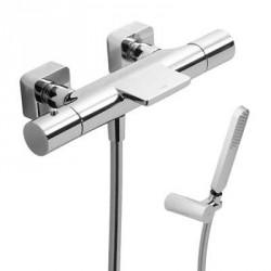 Termostática bañera Loft-Tres.