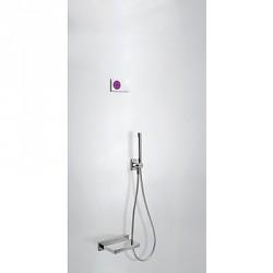 Kit electrónico bañera Termostático empotrado Class-Tres.