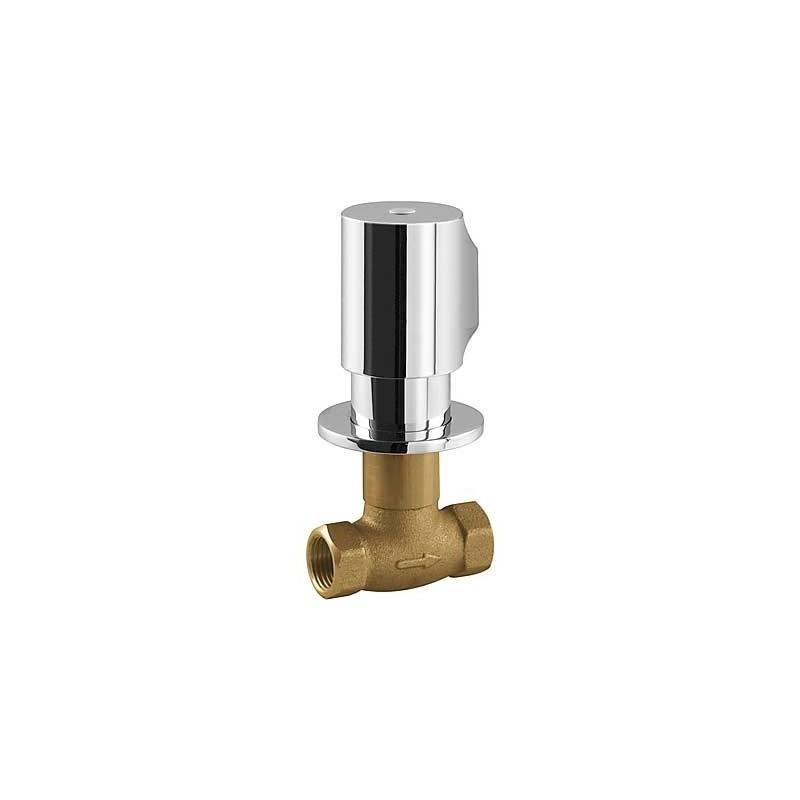 Llave de paso 1 2 loft tres for Partes de una llave de ducha
