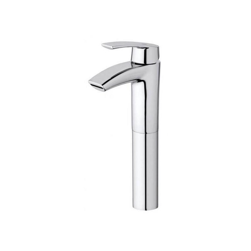 Grifo monomando lavabo alto cascada premier grober grifer a for Grifo alto lavabo