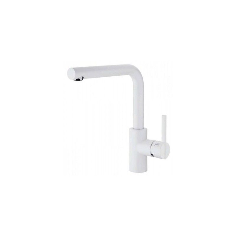 Grifo cocina eternal blanco integral grober grifer a for Griferia cocina blanco