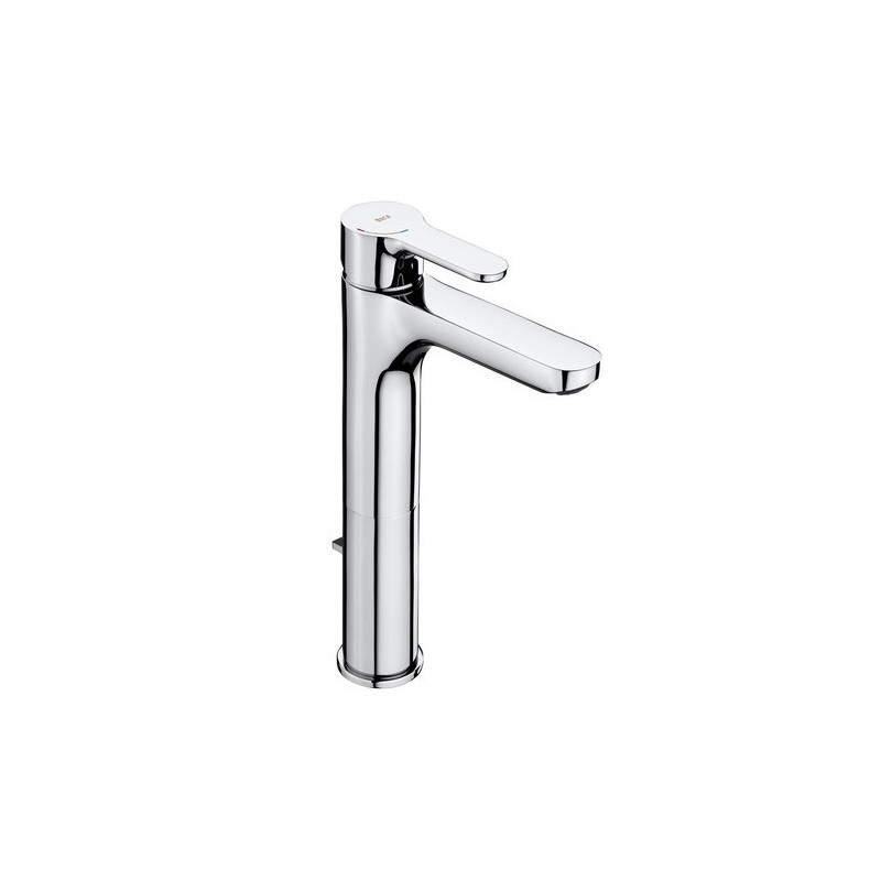 Grifo Monomando lavabo Alto L20 Roca Grifería.