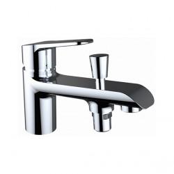 Grifo Monomando Baño-ducha repisa Start Elegance Grifería Clever.