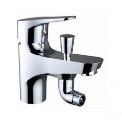 Grifo Monomando baño-ducha repisa Start Urban Grifería Clever.