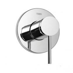 Monomando empotrado ducha (1 vía) MONO-TERM® Tres Grifería.