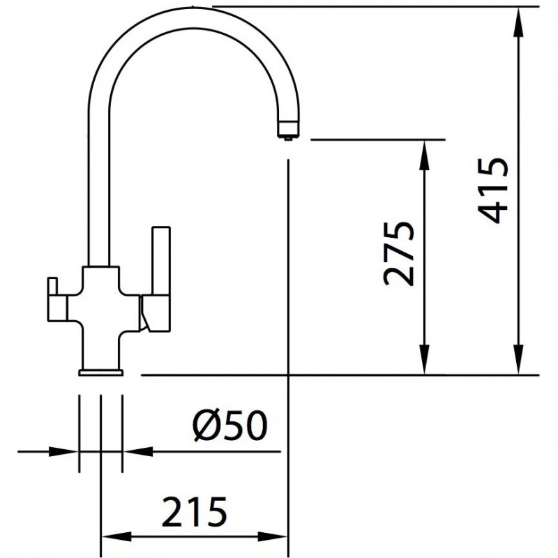 Resultado de imagen de grifo clever osmosis square