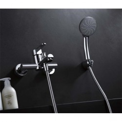 Grifo monomando baño-ducha Roma IMEX Grifería.