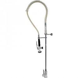 Grifo cocina industrial doble eternal grober grifer a for Como arreglar la llave de la ducha que gotea