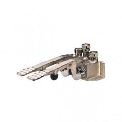 Grifo Mezclador Pedal Cocina Industrial Temporizado Presto 630.